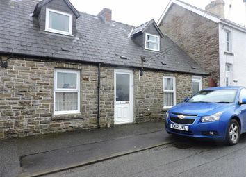 Thumbnail 1 bed terraced house for sale in Velfrey Road, Whitland