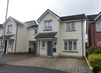 Thumbnail 4 bedroom link-detached house for sale in Salvia Close, St. Mellons, Cardiff