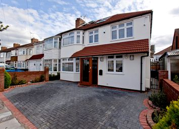 Thumbnail 5 bed end terrace house for sale in Rayleigh Road, London