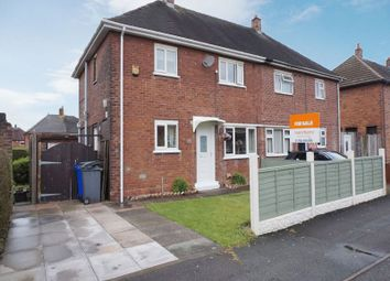 Thumbnail 3 bed semi-detached house for sale in Beaconsfield Drive, Blurton, Stoke-On-Trent