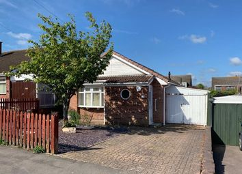 2 bed detached bungalow for sale in Grange Drive, Melton Mowbray LE13