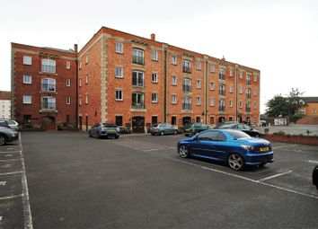 Thumbnail 2 bed flat for sale in Docks, Bridgwater