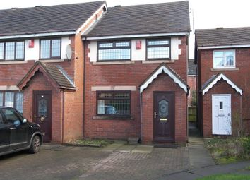 Thumbnail 3 bedroom town house for sale in Shillingford Road, Bolton