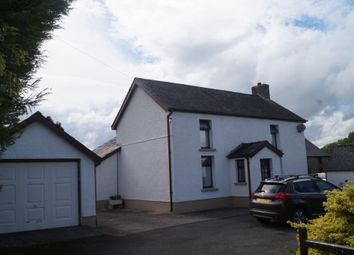 Thumbnail 4 bed farmhouse for sale in Maesycrugiau, Pencader