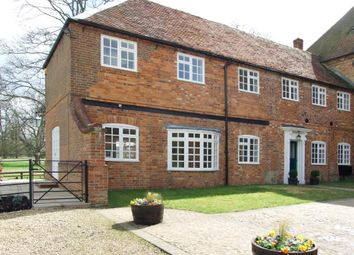Thumbnail 4 bed semi-detached house to rent in The Coach House, Addington, Bucks