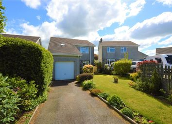 Thumbnail 4 bed detached house for sale in Penhale Close, St. Cleer, Liskeard, Cornwall
