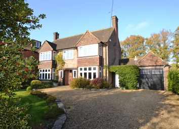 Thumbnail 4 bed detached house for sale in Longfield Drive, Amersham, Buckinghamshire