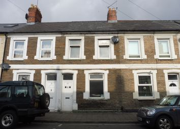 Thumbnail 3 bed terraced house for sale in Cyfarthfa Street, Roath, Cardiff