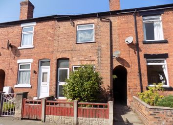 Thumbnail 3 bed terraced house for sale in Moreton Street, Northwich