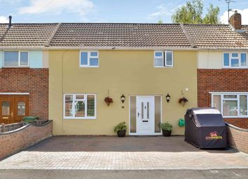 Thumbnail 4 bed terraced house for sale in Manor Crescent, Drayton, Portsmouth