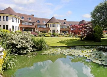 Thumbnail 4 bed flat for sale in The Waterglades, Knotty Green, Beaconsfield, Buckinghamshire