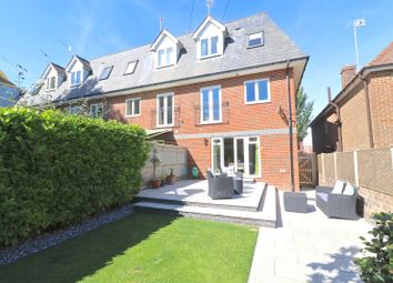 Thumbnail 4 bed terraced house for sale in St. Annes Road, Eastbourne