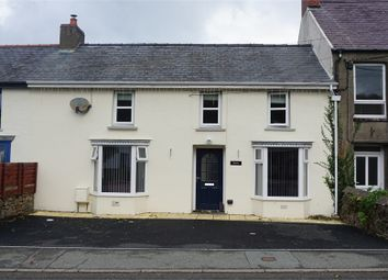 Thumbnail 4 bed terraced house for sale in Clynaur, Dinas Cross, Newport, Pembrokeshire