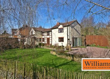 Thumbnail 4 bedroom detached house for sale in Coldwells Road, Holmer, Hereford