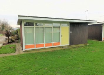 Thumbnail 2 bed detached house for sale in Broadside Chalet Park, Stalham
