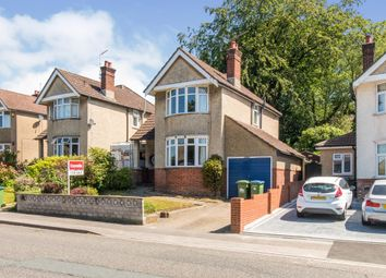 Thumbnail 3 bedroom detached house for sale in Athelstan Road, Southampton