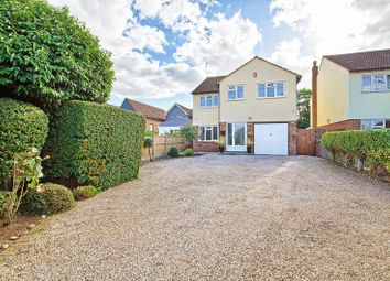 Thumbnail 4 bed detached house for sale in Epping Road, Nazeing, Waltham Abbey