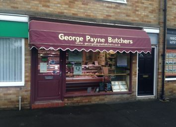 Thumbnail Retail premises for sale in George Payne Butchers, 27 Prince Road, Brunton Park