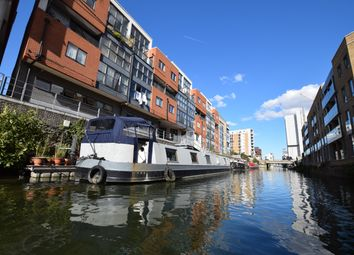 Thumbnail 3 bedroom houseboat for sale in Eileen B, Limehouse