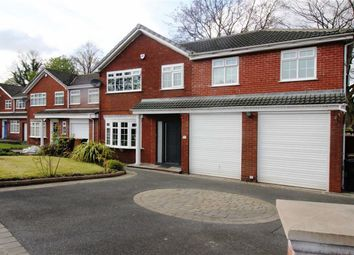 Thumbnail 4 bedroom detached house for sale in Great Marld Close, Bolton