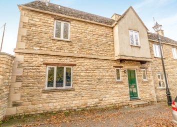 Thumbnail 3 bed cottage to rent in Lady Romayne Close, Stamford