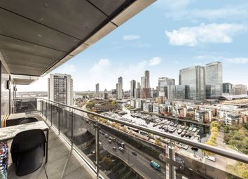 Thumbnail 2 bed flat for sale in Province Square, London