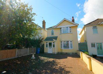 Thumbnail 3 bed detached house for sale in Fernside Road, Oakdale, Poole