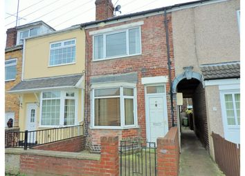 Thumbnail 2 bedroom terraced house to rent in Station Road, Killamarsh, Sheffield