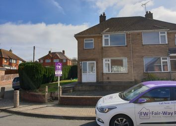 Thumbnail 3 bed semi-detached house to rent in Plymouth Drive, Evington
