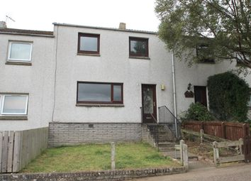 Thumbnail 3 bed terraced house for sale in Baxter Place, Lhanbryde, Elgin
