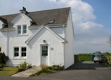 Thumbnail 4 bed semi-detached house for sale in Lillypad, Stoneykirk, Stranraer