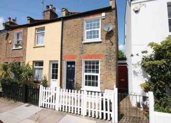 Thumbnail 2 bed end terrace house to rent in Longfield Street, Southfields, London