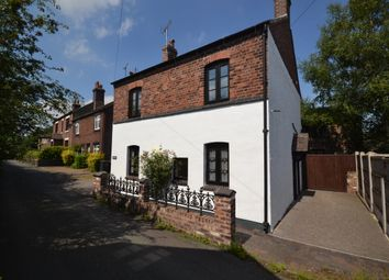 Thumbnail 3 bed detached house to rent in Moss Lane, Madeley, Crewe