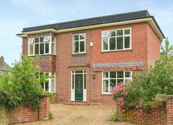 Thumbnail 4 bedroom detached house for sale in Neatherd Road, Dereham