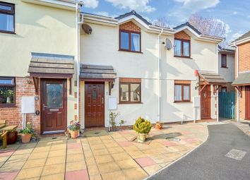 Thumbnail 2 bed terraced house for sale in Stirling Court, St. Budeaux, Plymouth