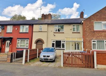 3 bed terraced house for sale in Kingswood Road, Eccles, Manchester M30