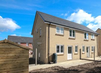 Thumbnail 2 bed semi-detached house for sale in Cambridge Research Park, Beach Road, Waterbeach, Cambridge