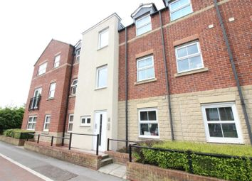 Thumbnail 2 bed flat for sale in Priory Road, Hull