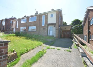 Thumbnail 3 bed semi-detached house for sale in Hammerton Road, Bottesford, Scunthorpe