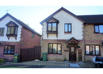 Thumbnail 3 bed end terrace house for sale in Ty Mawr Parc, Pontypridd