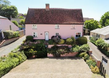 Thumbnail 4 bed detached house for sale in The Street, Rickinghall, Diss