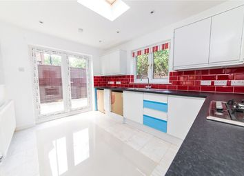 Thumbnail 3 bed end terrace house to rent in Tarragon Close, London