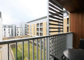 Thumbnail 2 bed flat to rent in Kimmerghame Place, Fettes, Edinburgh