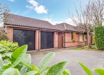 Thumbnail 3 bed detached bungalow for sale in Haycroft Close, Great Sutton, Ellesmere Port, Cheshire
