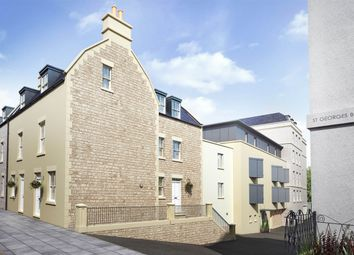 Thumbnail 2 bedroom flat for sale in Apartment 9, St Georges House, Nelson Lane, Bath