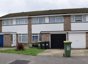 Thumbnail 3 bed terraced house for sale in 24 Seaview Drive, Great Wakering, Southend-On-Sea, Essex