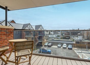 Thumbnail 2 bed flat for sale in Station Road, West Drayton