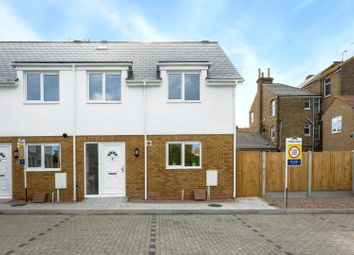 Thumbnail 4 bed end terrace house for sale in Harold Close, Cliftonville, Margate