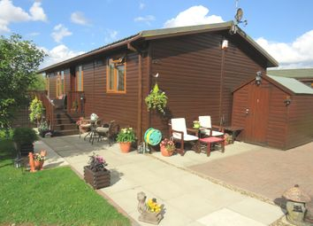 Thumbnail 3 bed lodge for sale in Lakeside, Routh, Beverley
