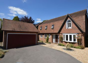 Thumbnail 4 bed detached house for sale in Ings Close, Alton, Hampshire